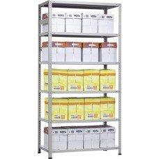 Металлические стеллажи MS HARD (1000 кг на секцию)