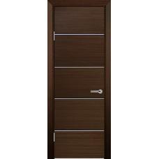 Межкомнатная шпонированная дверь Модерн