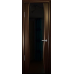 Стиль ДОМежкомнатная шпонированная дверь Стиль остекленная