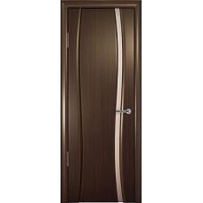 Межкомнатная шпонированная дверь Стиль_1