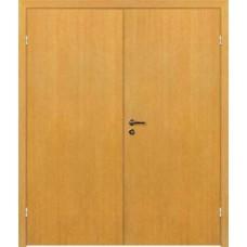 Финская дверь ламинированная двупольная