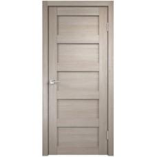 Финская дверь в сборе экошпон с притвором Аризона1