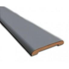 Наличник МДФ серый ламинированный