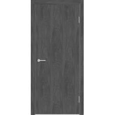 Финская дверь Дуб Графит
