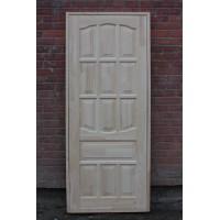 Дверной блок филенчатый