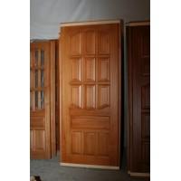 Дверной блок лакированный ДГ