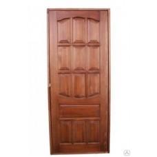 Двери из массива сосны ДГ