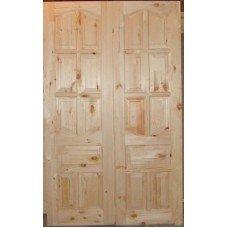 Деревянные двери (массив)