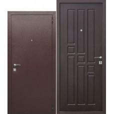 Дверь входная металлическая Гарда c 1 замком