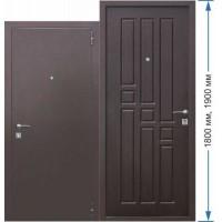 Дверь входная металлическая Гарда Мини