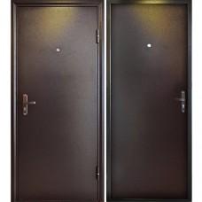 Дверь входная металл металл Стройгост 5-1