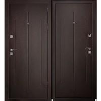 Дверь входная металл металл Стройгост 7-2 Мин Вата