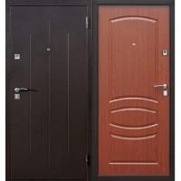 Дверь входная металл металл Стройгост 7-2 Мин Вата МДФ