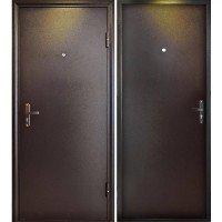 Дверь входная металл металл Стройгост 5-1 внутреннего открывание