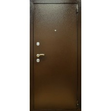 Дверь уличная металл-металл