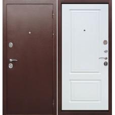 Дверь входная металлическая Толстяк 10 см Белый Ясень