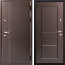Уличная металлическая дверь Толстяк 10 см